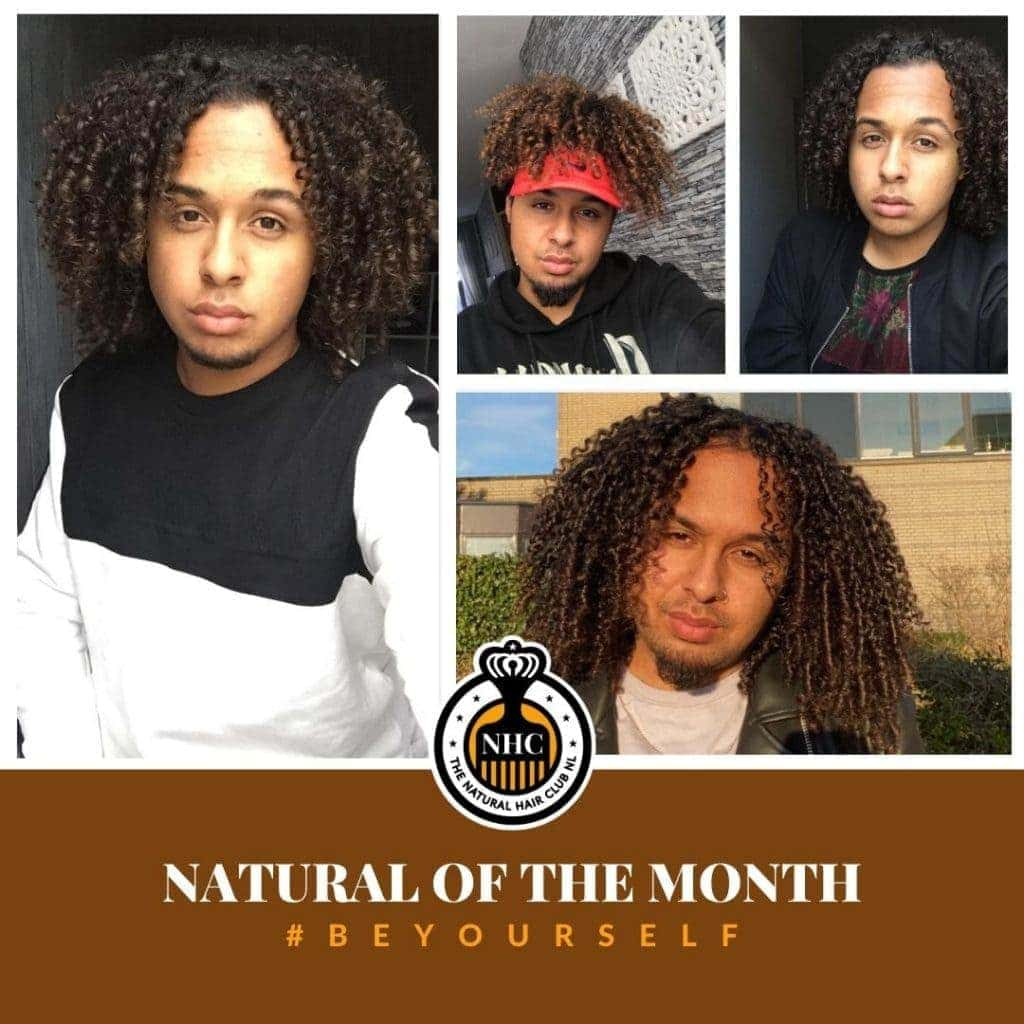 Collage Natural of the month
