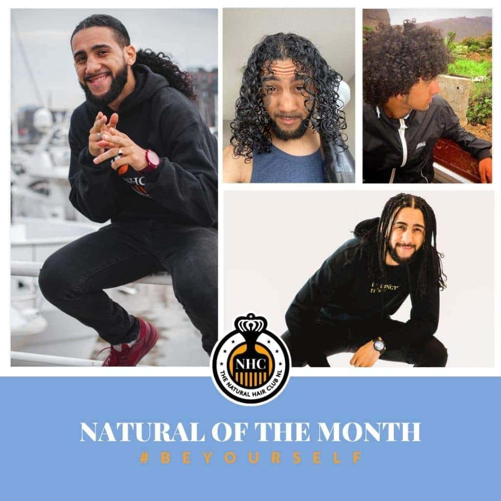 Justin case-Collage Natural of the month