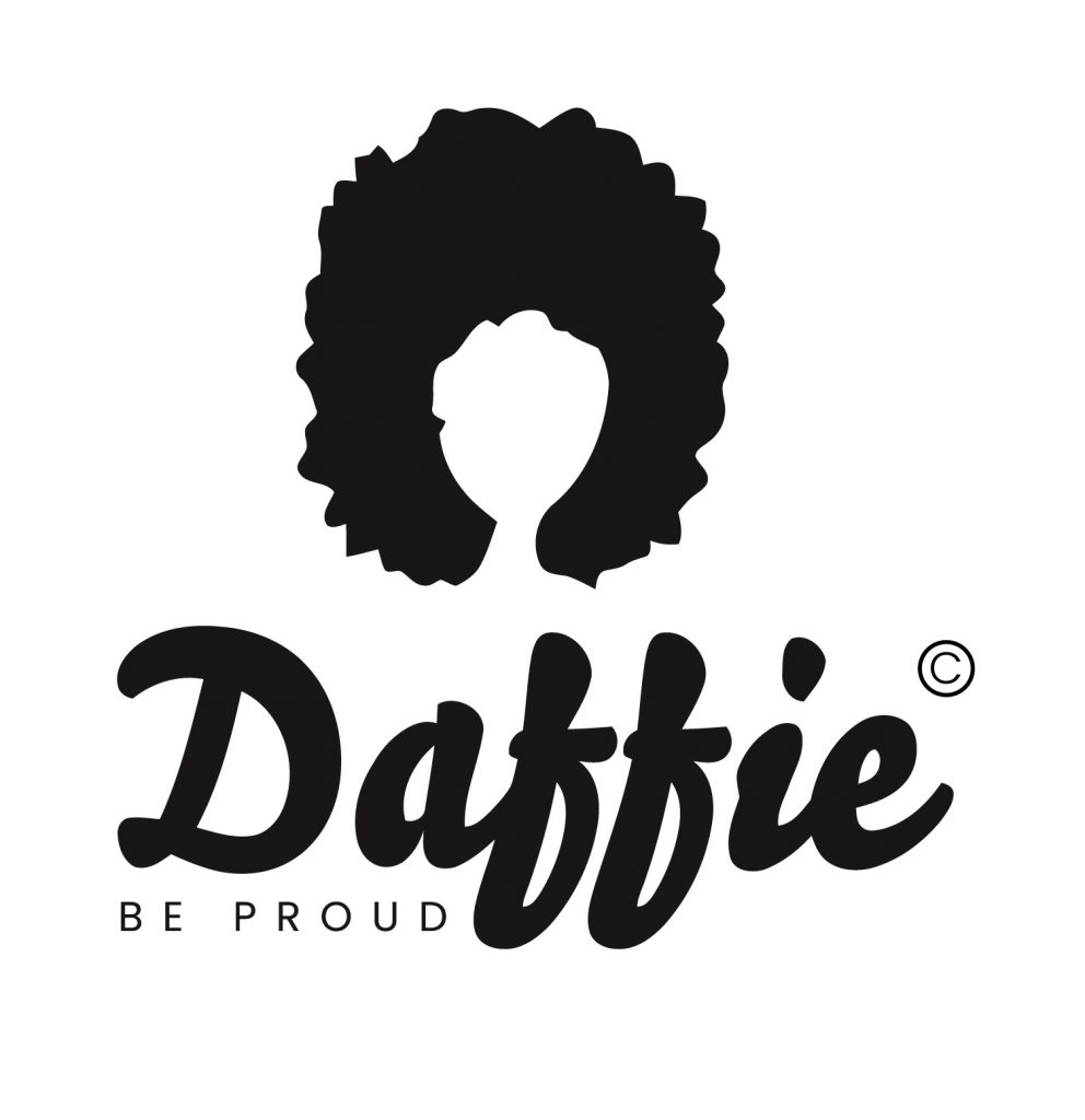 Daffie Be Proud About logo
