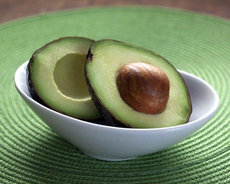 Avocado DIY masker
