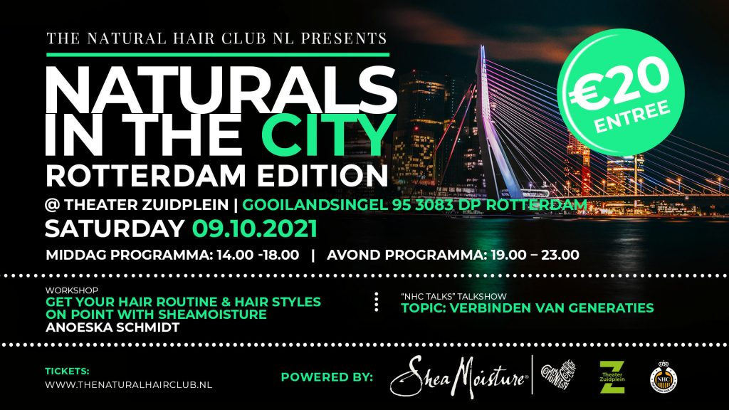 naturals in the city flyer