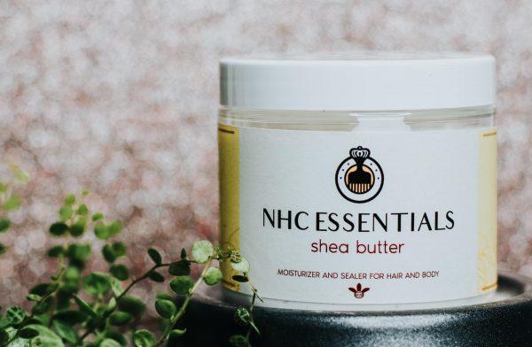 nhc essentials shea butter